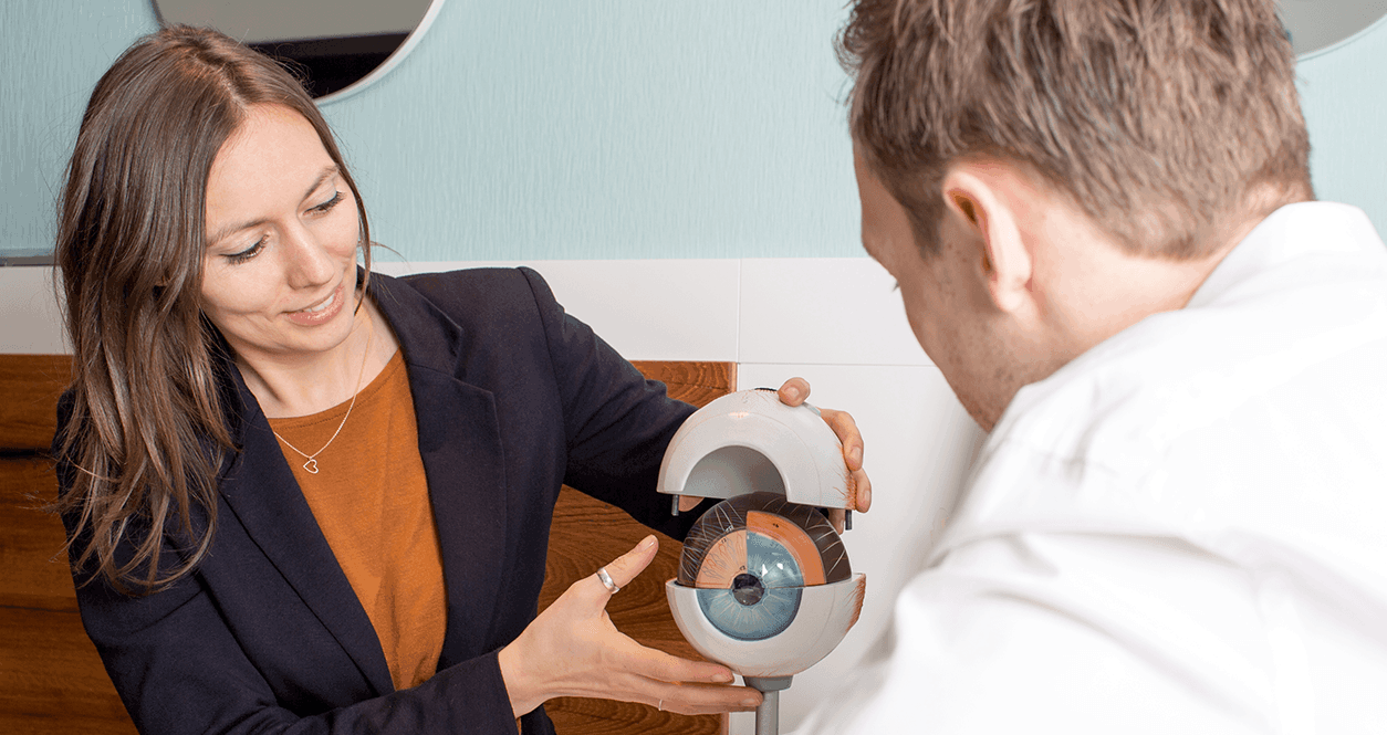 Davis Eye Center offers three LASIK alternatives for those who don't qualify for laser eye surgery