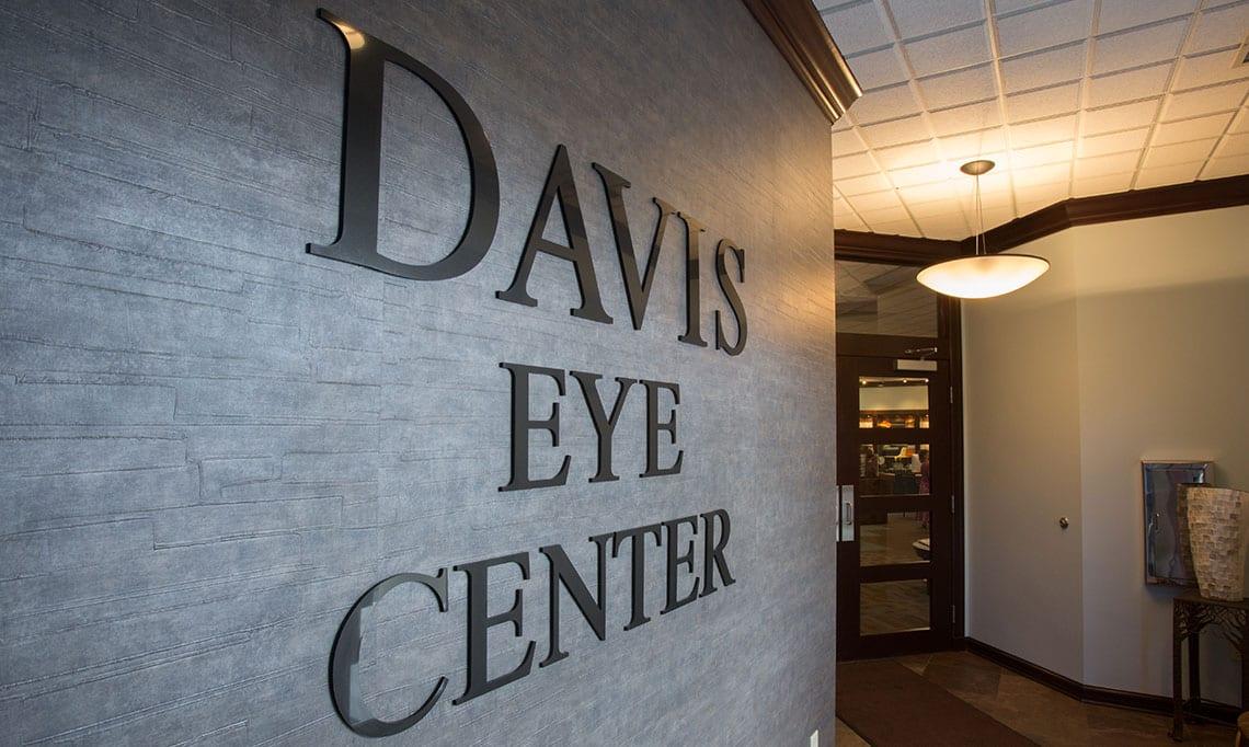Visit the Davis Eye Center in Northeast Ohio