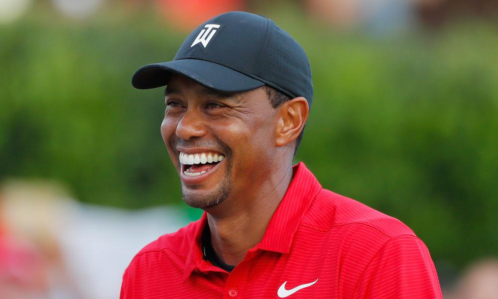 Tiger Woods   LASIK